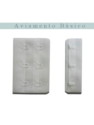 Fecho D120FDPL 3X3 - 100 PARES - ATACADO