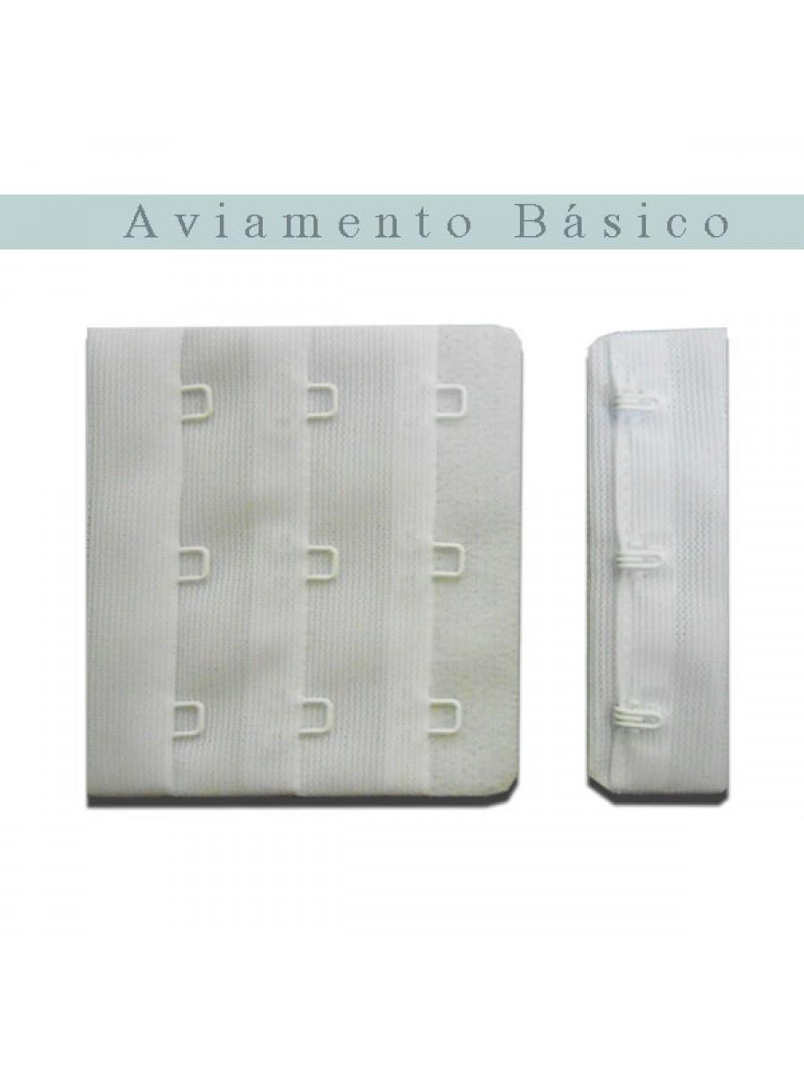 Fecho D120FTTPL  - 100 PARES - ATACADO