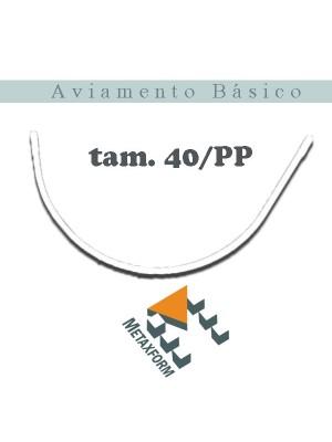 Arco Metal Especial - pacote c/ 50 pares - ESCOLHA SEU TAMANHO!