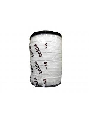 Conde - COR CRU - Elástico de 6,5mm com 100m