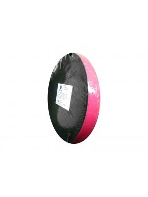 Pop - Elástico de 30mm com 25m - PINK COM FORRO PRETO