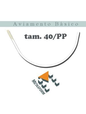 """Arco Metal Universal - pacote c/ 50 pares  - ESCOLHA TAMANHO ANTES DE CLICAR EM """"COMPRAR"""""""